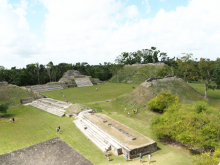 14 Mayastaette Altun Ha in Belize